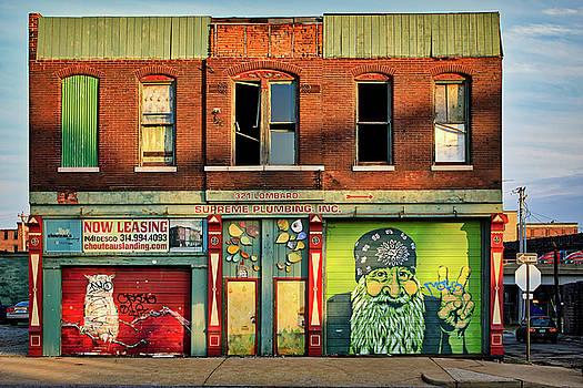 Beardy McGreen by Robert FERD Frank