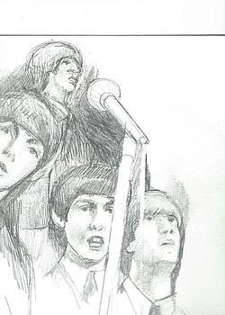 Beatles Meet Ed by Michael Hogan