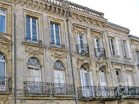 Beautiful Balconies by Barbara Plattenburg