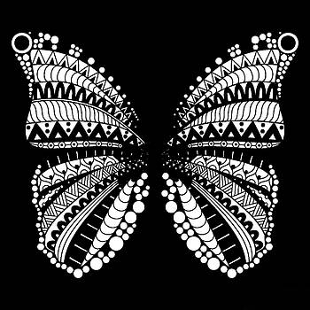 Beautiful butterfly 2 by Anthony Fishburne