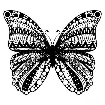 Beautiful butterfly  by Anthony Fishburne