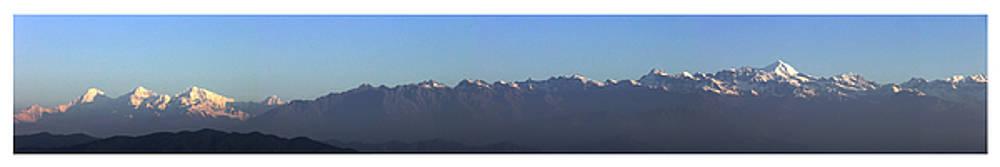 Beautiful Himalaya by Atul Daimari