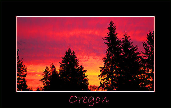 Nick Gustafson - Beautiful Oregon Sunrise