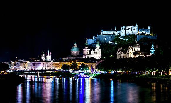 Beautiful Salzburg by David Morefield