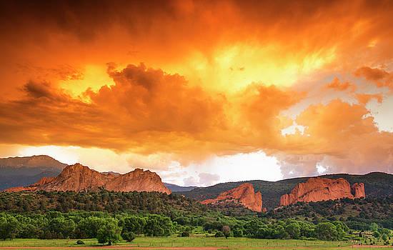 Beautiful Sunset by Tim Reaves