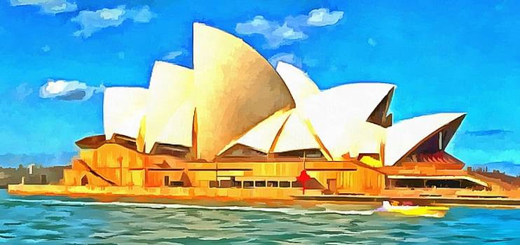 Beautiful Sydney Opera House by Ashish Agarwal