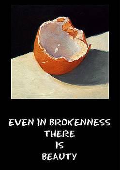 Joyce Geleynse - Beauty in Brokenness