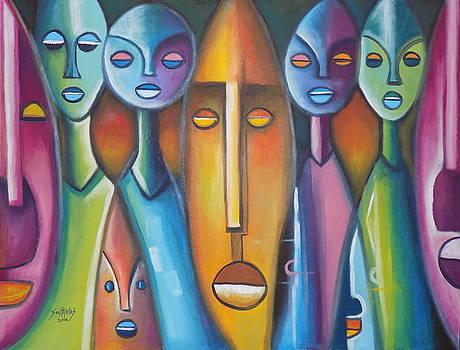 Beauty is Everywhere by Olaoluwa Smith