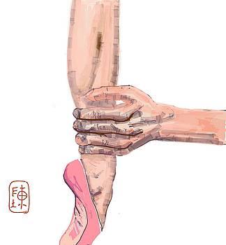 Beauty Of Dance by Debbi Chan