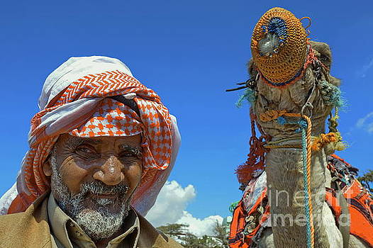 Bedouin by George Paris