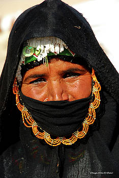 Bedouin women by Chaza Abou El Khair