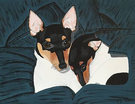Bedtime by Vickie Sizemore