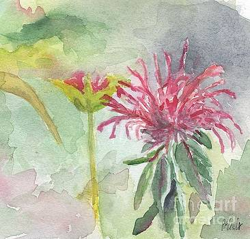 Bee Balm by Bev Veals