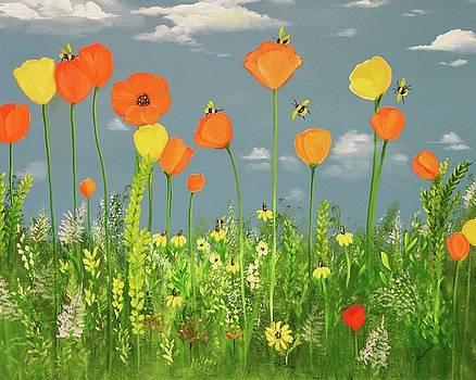 Bee-Utiful Day by Carol Sweetwood