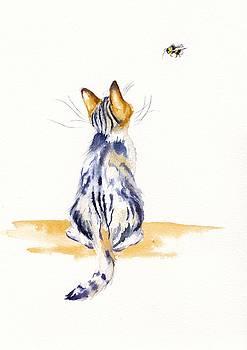Bee Watchful by Debra Hall