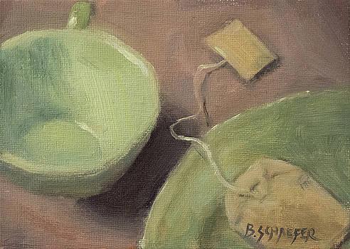 Before Tea Time by Brandon Schaefer
