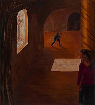 Begegnung_The Encounter by Gabriele Frey