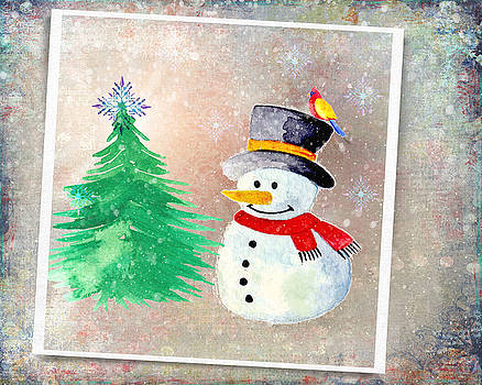 Beginning To Look A Lot Like Christmas by Terry Fleckney
