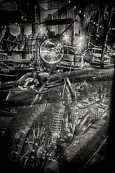 Behind the Glass by Scott  Wyatt