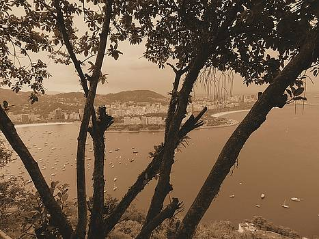 Behind the Lake by Beto Machado