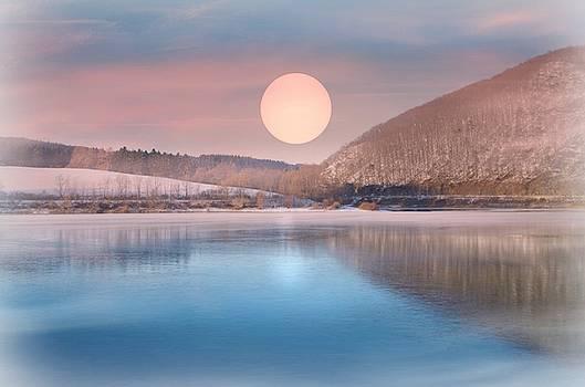 Behind The Sun by Vera Laake