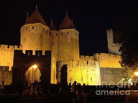 Behold Carcassonne by France Art