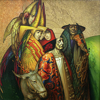 Behold the Bridegroom comes by Yury Salko