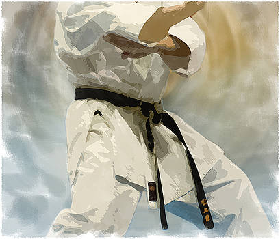 Being a Black Belt by Deborah Lee