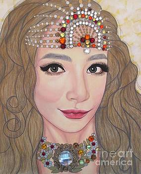 Bejeweled Beauties - Lucy by Malinda Prudhomme
