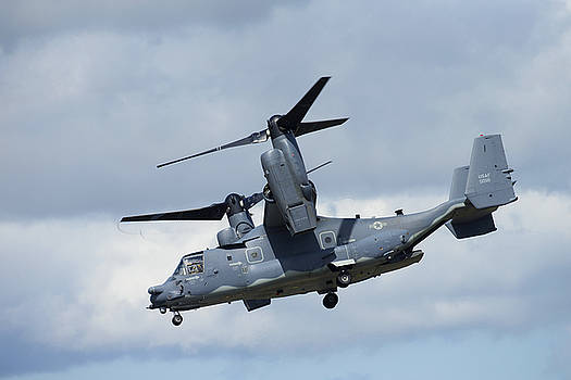 Bell/Boeing CV-22B Osprey by Paul Scoullar