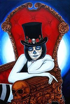Bella Muerte La Reina by Al  Molina