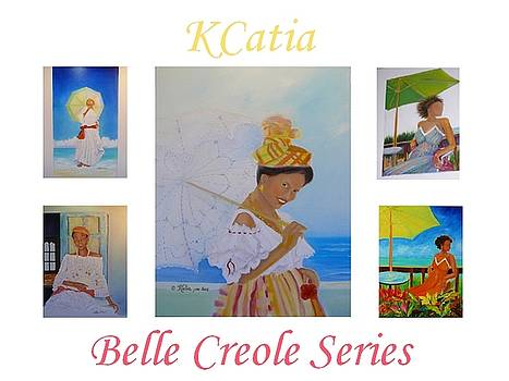 Belle Creole Series by Katia Creole Art