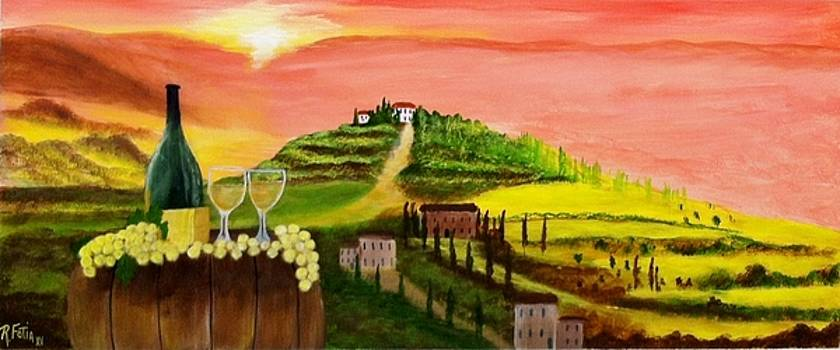 Bellissima Tuscany by Rich Fotia