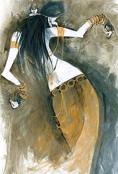 Inspired by Zoe Jakes by Maya Manolova