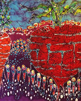 Below It All by Carol Law Conklin