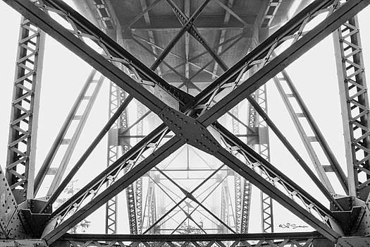 Under the Bridge  by Jeff Swanson