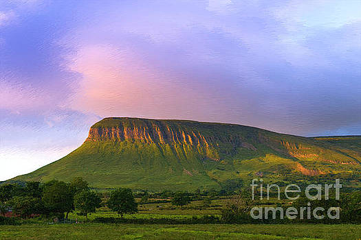 Ben Bulben by Andrew Michael