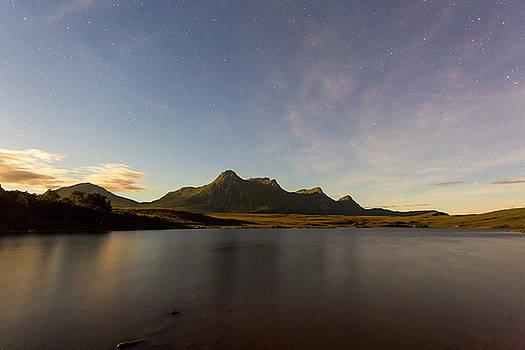 Ben Loyal By Moonlight by Derek Beattie