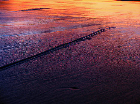 Juergen Roth - Beneath an Orange Sky