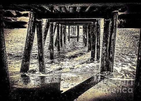Beneath by William Wyckoff