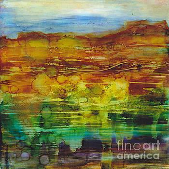 Beneficent Downpour by Louise Lamirande