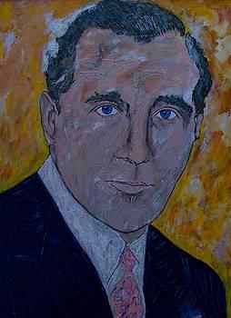 Benjamin Bugsy Siegel by Azul Fam