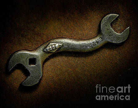 Bent Spanner by Martin Williams