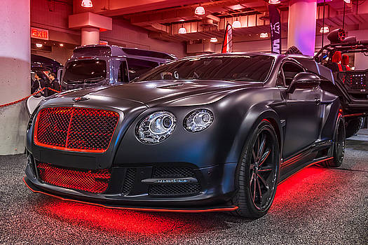 Bentley  by Paul Barkevich