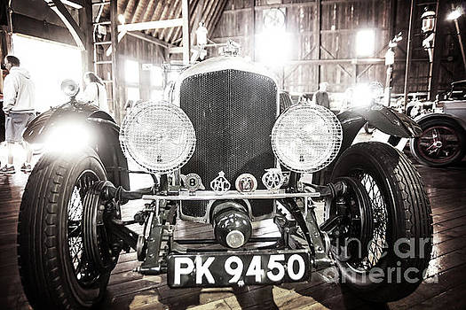 Bentley by Randall Cogle