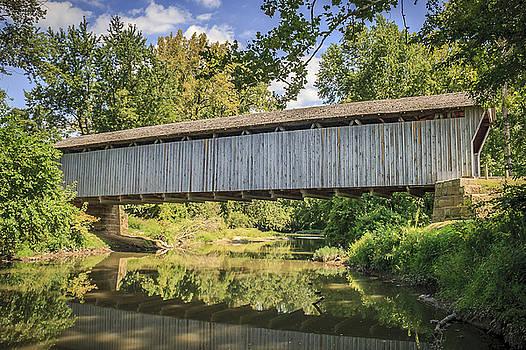 Jack R Perry - Bergstresser  Covered Bridge