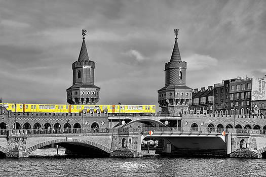 Berlin Impressions III by Joachim G Pinkawa