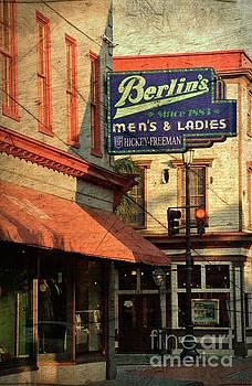 Berlin's Merchants by Debbie Green