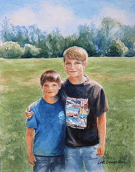 Best Brothers by Lisa Pope