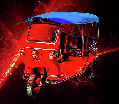 Best First Car for a Millennial is Tuk-Tuk by Chas Sinklier